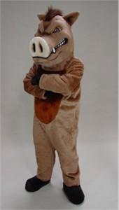 Wild Boar Mascot Costume