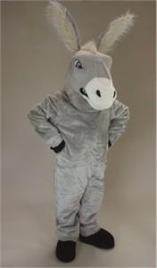 Mean Donkey Mascot Costume