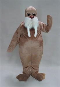Walrus Mascot Costume