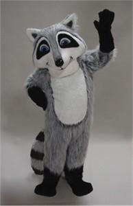 """Ricky Raccoon"" Mascot Costume"