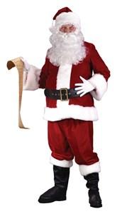 Men's Santa Suit Ultra Velvet
