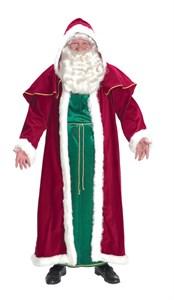 Men's Santa Suit Victorian