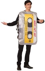 Mix Tape Cassette Costume