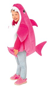 Mommy Shark Costume with Sound Chip