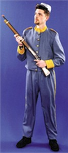 Adult Confederate Enlisted Soldier Costume