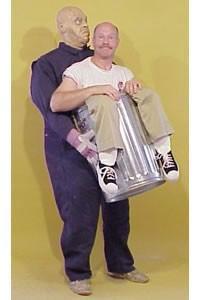 Adult Keep America Clean Illusion Costume