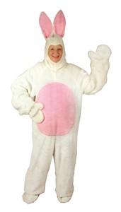 Adult White Female Bunny Costume