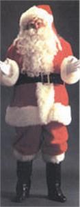 Adult Deluxe Santa Suit Costume