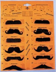 Assorted Mustache Card