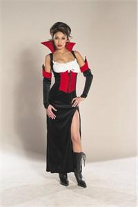 Adult Sexy Vampiress Costume