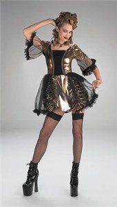 Teen Marie Antoinette Queen Costume