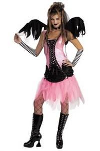 Teen Graveyard Fairy Girl Dress