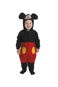 Baby Mickey Costume