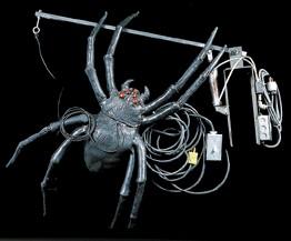 Attack Spider Prop