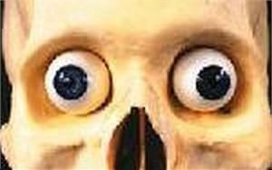 Halloween Prop Glass Eyes