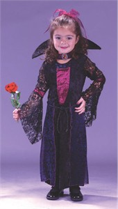 Toddler Vamptessa Vampire Costume