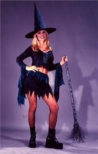 Teen Bewitching Enchantress Costume