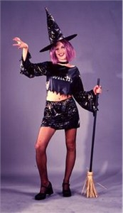 Teen Little Witch Costume
