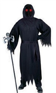 Adult Fade In and Out Phantom Ghost Costume