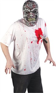 Adult Horror Spoof Costume