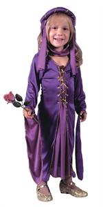 Toddler Renaissance Princess Costume