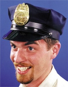 Adult Police Hat