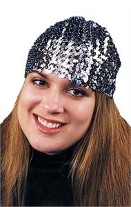 Adult Sequin Cloche Hat