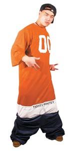 Adult Tighty Whitey Underwear Briefs Costume