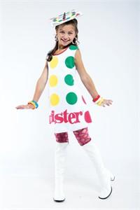 Licensed Child Twister Costume