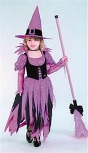 Toddler Sorceress Barbie Costume