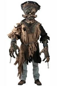 Adult Deluxe Freak-N-Monster Creature Reacher Costume