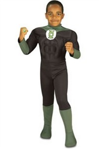 Toddler Green Lantern Costume
