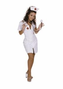 Adult Hot Flash Temptress Costume