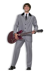 Adult Beatles Costume