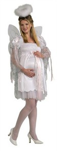 Maternity Angel Costume