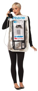 Pay Phone Costume