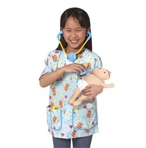 Pediatric Nurse Costume Set