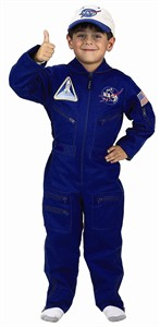 Personalized Child Flight Suit
