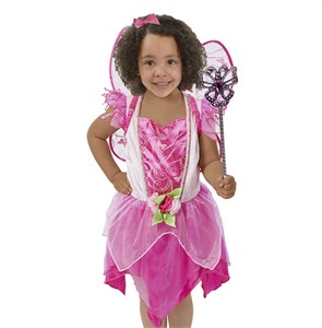 Personalized Flower Fairy Costume Set