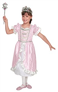 Personalized Princess Costume Set