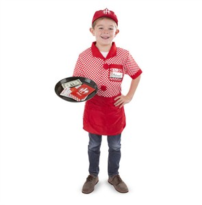 Personalized Waiter Costume Set