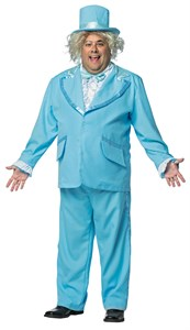 Plus Size Dumb and Dumber Costume - Harry Dunne