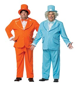 Plus Size Dumb and Dumber Costumes Set
