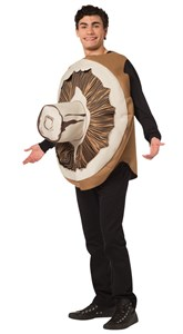 Portobello Mushroom Costume