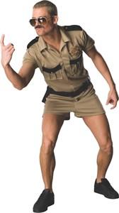 Reno 911 Lt Dangle Costume - Standard