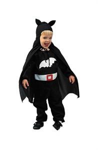 Bat Boy Toddler Costume w/cape