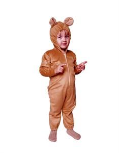 Toddler Brown Bear Costume