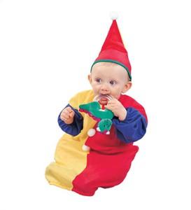 Baby Clown Costume