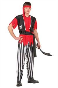 Teen Pirate Costume