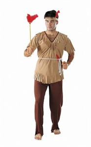 Adult Native American Costume